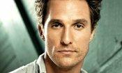 Matthew McConaughey è Born to Run!