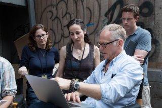 Terminator: Genisys - il regista Alan Taylor sul set del film