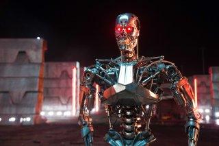 Terminator: Genisys - una scena del film