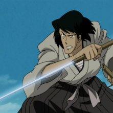 Le nuove avventure di Lupin III: Goemon nella serie