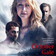 Locandina di October Gale