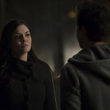 The Vampire Diaries: l'attrice Jodi Lyn O'Keefe in una scena di Prayer For the Dying