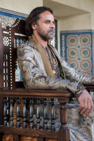 Il trono di spade: l'attore Alexander Siddig interpreta Doran Martell