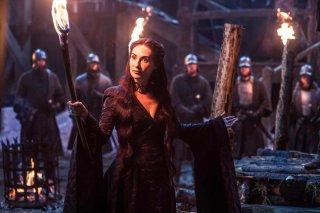 Il trono di spade: l'attrice Carice Van Houten è Melisandre nella serie della HBO