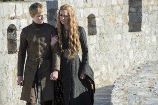 Il trono di spade: Dean Charles Chapman (Tommen Baratheon) e Lena Headey (Cersei Lannister)