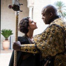 Il trono di spade: Indiria Varma e Deobia Opaeri interpretano Ellaria Sand e Areo Hotah