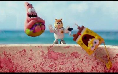 Spot 'Super Bowl' - The SpongeBob Movie: Sponge Out of Water
