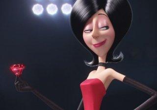 Minions: un'immagine del film che ritrae Scarlet Sterminator, personaggio doppiato in originale da Sandra Bullock