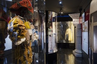Girando a Cinecittà: costumi in mostra