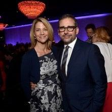 Oscar 2015 - Steve e Nancy Carell ai 'nominee luncheon'