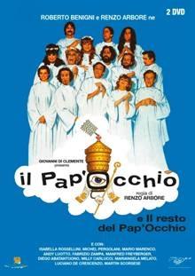 La cover del DVD de Il pap'occhio