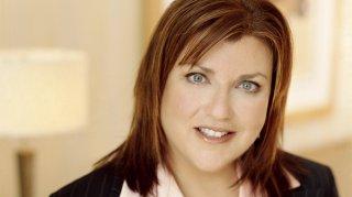 La produttrice Gail Berman in un bel primo piano