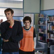 Braccialetti rossi 2: Ignazion Oliva e Mirko Trovato in una scena
