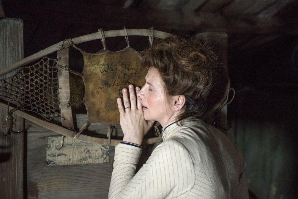 Nobody Wants the Night: Juliette Binoche in un'intensa immagine del film