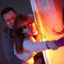 Poltergeist - Rosemarie DeWitt in una scena del nuovo film