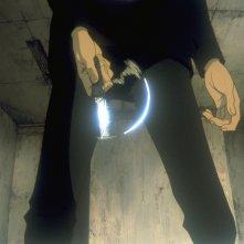 Cowboy Bepop: un'immagine tratta dal film animato
