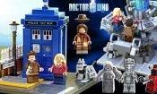 Lego Doctor Who (e WALL-E!) in arrivo entro la fine del 2015