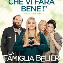 Locandina di La famiglia Belier