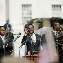 Selma - La strada per la libertà: David Oyelowo e Colman Domingo in un momento del film
