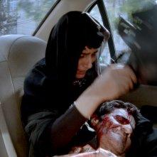 Taxi Teheran: una tragica immagine del film