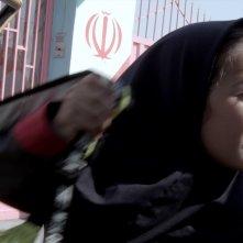 Taxi Teheran: una scena tratta dal film di Jafar Panahi