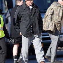 Creed: Sylvester Stallone sul set di Philadelphia