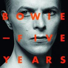 Locandina di David Bowie: Five Years