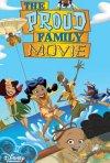 Locandina di La famiglia Proud - Il film
