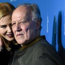 Queen of the Desert: il regista Werner Herzog e Nicole Kidman alla Berlinale
