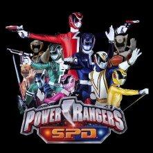 Locandina di Power Rangers S.P.D.