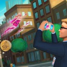 Barbie Super Principessa: una scena del film d'animazione prodotto dalla Mattel