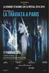 Locandina di La Traviata à Paris