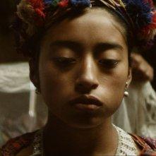 Ixcanul: María Mercedes Coroy in una scena del film
