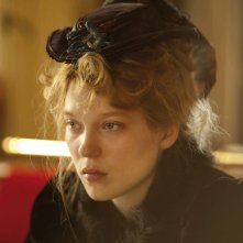 Diary of a Chambermaid: Léa Seydoux in un primo piano tratto dal film