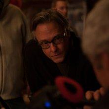 Angelica: il regista Mitchell Lichtenstein in una foto dal set