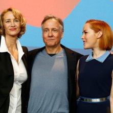 Angelica: il regista Mitchell Lichtenstein tra Janet McTeer e Jena Malone