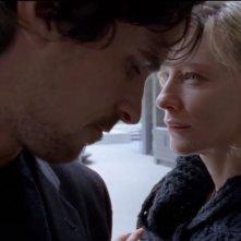 Knight of Cups: Christian Bale con Cate Blanchett in una scena