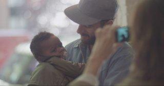 Nasty Baby: Sebastian Silva in una scena del film