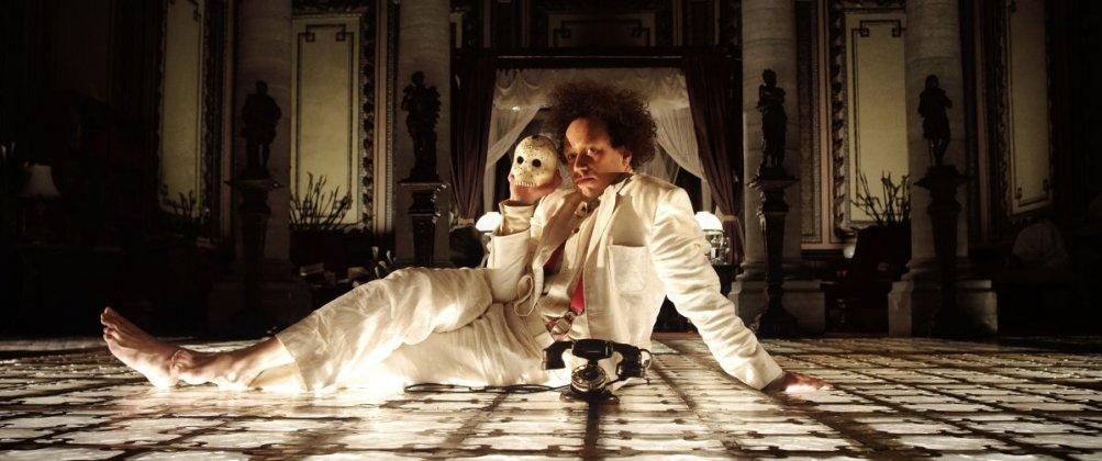 Eisenstein in Guanajuato: Elmer Bäck in una scena del film