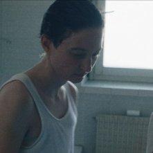 Vergine giurata: Alba Rohrwacher in una scena con Flonja Kodheli