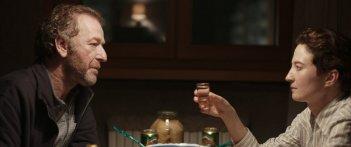 Vergine giurata: Alba Rohrwacher con Luan Jaha in una scena del film