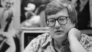 Life Itself: un primo piano del giornalista e critico cinematografico Roger Ebert tratto dal film