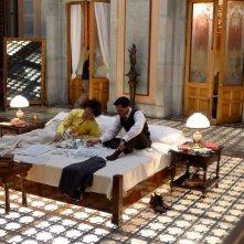 Eisenstein in Guanajuato: Elmer Bäck e Stelio Savante in una scena del film