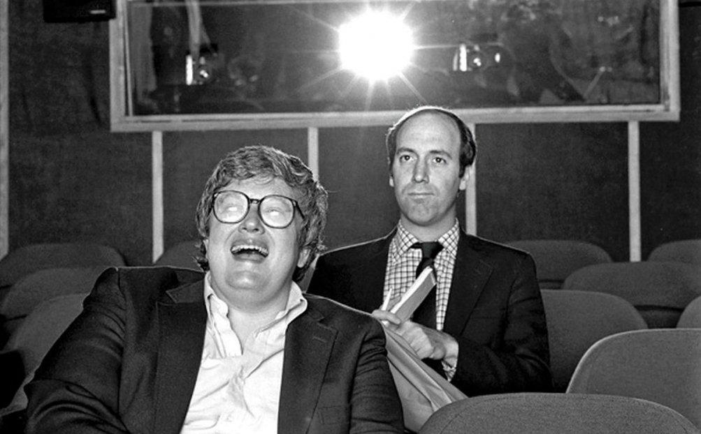 Life Itself: Roger Ebert con l'amico e collega Gene Siskel in una scena del documentario