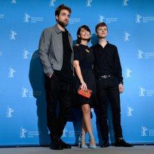 Life: Dane Dehaan, Robert Pattinson e Alessandra Mastronardi a Berlino