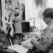 Life Itself: il giornalista Premio Pulitzer Roger Ebert in una scena del documentario