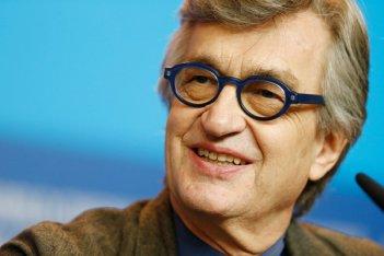 Wim Wenders - Ritorno alla vita: Wim Wenders durante la conferenza stampa di Berlino