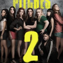 Pitch Perfect 2: il nuovo poster internazionale del film