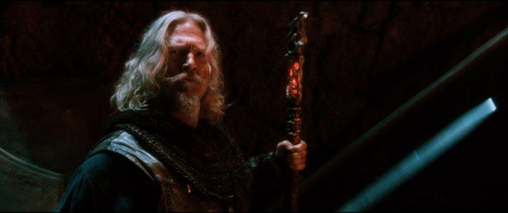 Il settimo figlio: Jeff Bridges nel ruolo del Maestro Gregory