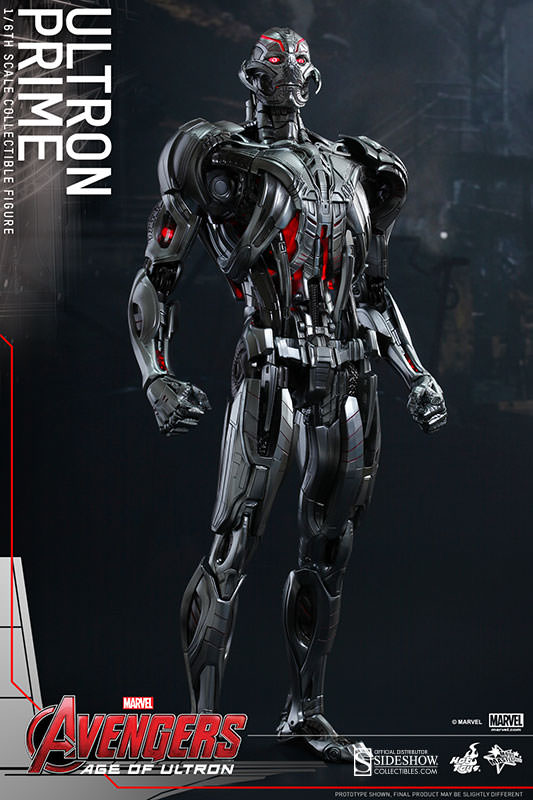 Avengers: Age of Ultron - l'action figure da collezione di Ultron